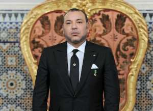 Morocco king hits back at W.Sahara rights criticism