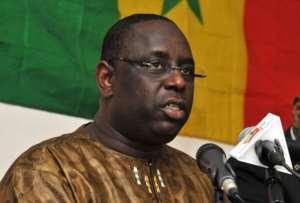 Senegal's Macky Sall.  By Seyllou (AFP/File)