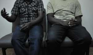 Two Gay Practitioners Handed Over to Police