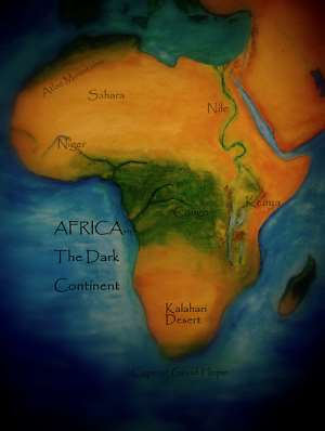 End of African darkness is near