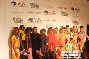 2014 Africa Fashion Week Amsterdam Highlights