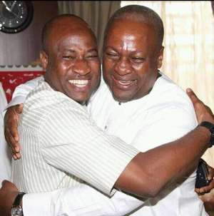 Mahama's Communications Team Has Failed Him