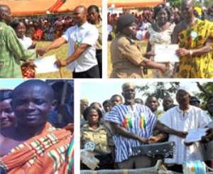Farmers Day in Ashanti Region