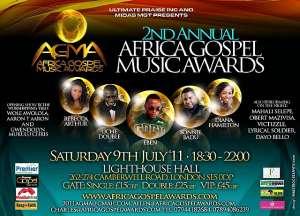 2ND AFRICA GOSPEL MUSIC AWARDS