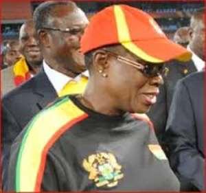 REVEALED: Nyantakyi was threatened over 2010 World Cup money  – Sannie Daara