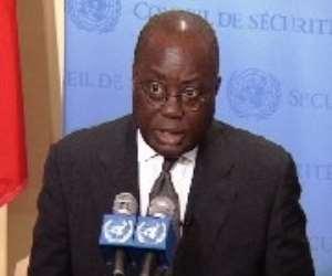 Nana Addo Dankwa Akufo-Addo, former Foreign Affairs Minister