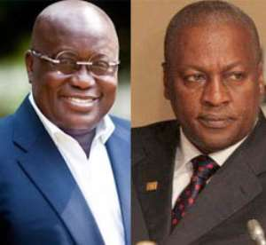 Prez Mahama Will Lose Ghana 2012 Elections Tomorrow
