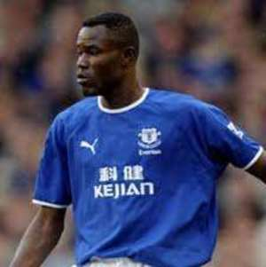 Today in history: Fan ends Alex Nyarko's Everton career