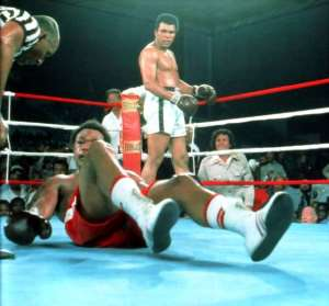 40 years ago today: Ali defeats Foreman in famous 'Rumble in the Jungle'