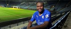 Daniel Amartey joined Leicester City last week