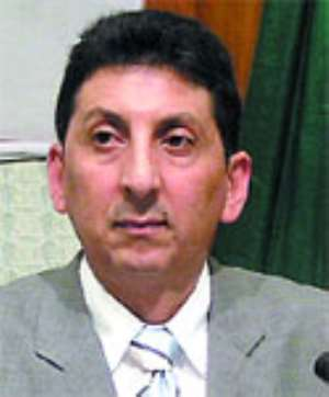 • Mr. Ahmad Farrouk