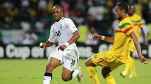 Liverpool lead Chelsea race to sign Ghana star Andre Ayew from Marseille