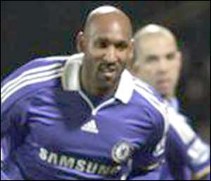 Anelka Powers Chelsea To Victory