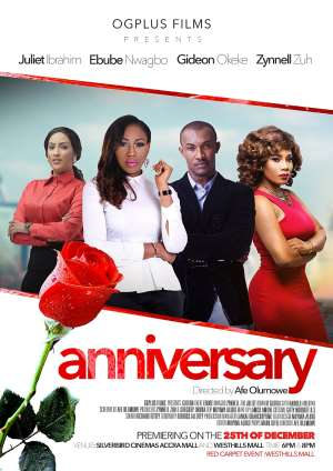 """Anniversary""  Premieres On December 25"