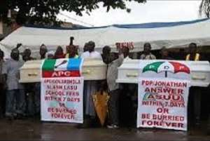 From Sharing Rice To Sharing Thief: APC And PDP