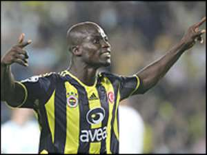 APPIAH LINKED TO CELTIC