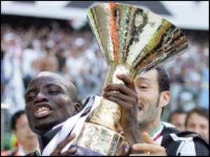 Appiah's experience with Fabio Capello
