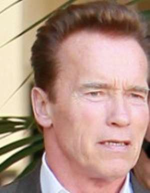 Schwarzenegger turns to TV in first post-politics part