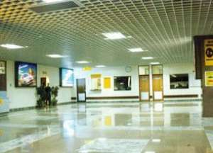 Kotoka International Airport-Arrive Hall