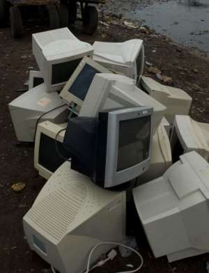 Thames Gateway NHS Trust computers found at the site