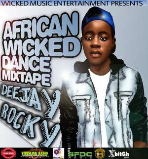 African Wicked Dance Mixtape Season 2 By Dj Rocky