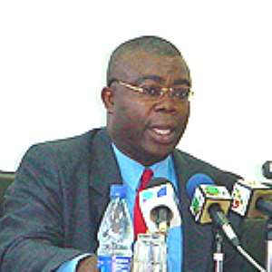 Mr Stephen Asamoah Boateng, Minister for Local Government, Rural Development and Environment
