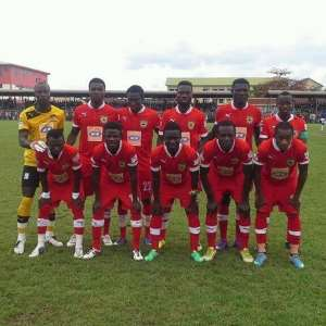 Kotoko call off intended friendly against unnamed Spanish club