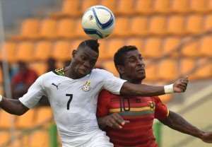 AFCON 2015: Ghana and Everton dribbling wizard Christian Atsu silences his critics with excellent showing