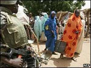Darfur peace force to be boosted