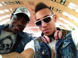 World cup 2014/Gabon-Congo : Aubameyang on his way to Libreville