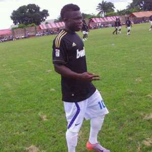 Bechem United rule out Okrah move to Kotoko