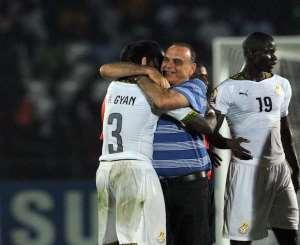 Ibrahim Tanko hails Avram Grant's impact in Black Stars at 2015 AFCON