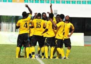 Ash Gold 1-0 Liberty Professionals: Ashanti Gold defeat Liberty Professionals in GPL