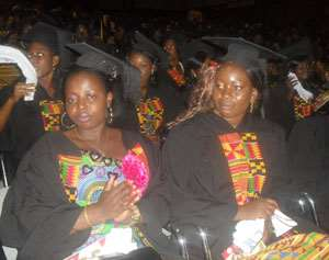Graduates Urged To Explore Other Business Opportunities