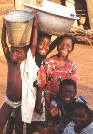 Children on sale in Accra?
