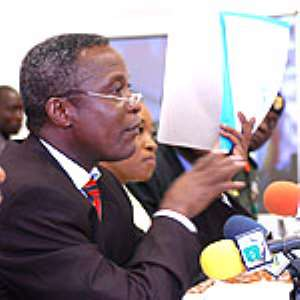 Government Is Disappointed At Non-Bank Financial Institutions - Baah-Wiredu
