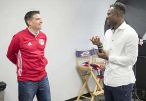 New York Red Bulls Sporting chief hails capture of Ghanaian defender Gideon Baah