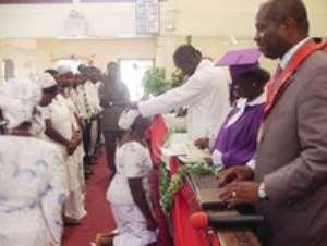 49 Baptised On Xmas Day