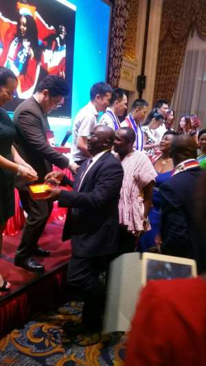 Chinese Grateful For Ghana-Made Souvenirs - Dr Bawumia Lauded