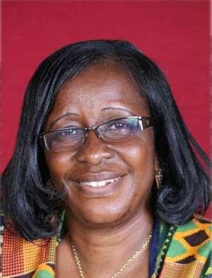 Honourable Beatrice Bernice Boateng, NPP MP for New Juaben South/Koforidua