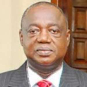 Attorney - General and Minister of Justice Dr. Benjamin Kunbuor