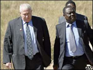 Zimbabwe politician due in court