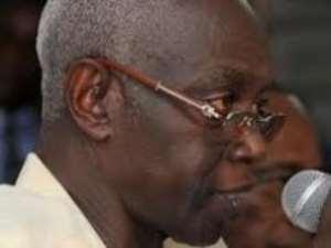 Dr Kwadwo Afari Djan - Chairman of Electoral Commission