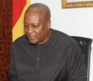 Mahama appoints Mills' brother as MD of GTDC