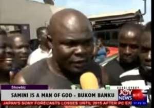 Bukom Banku uses son to provoke street fight