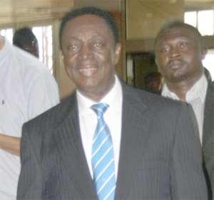 Dr Kwabena Duffour