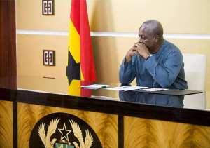 President Mahama Is Doomed!