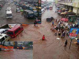 Sanitation, flooding and, a sense of responsibility and urgency