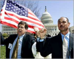 US Senate passes immigration bill
