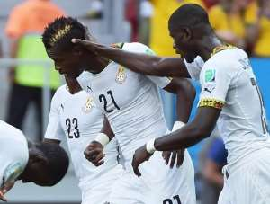Black Stars failed to impress at the 2014 World Cup